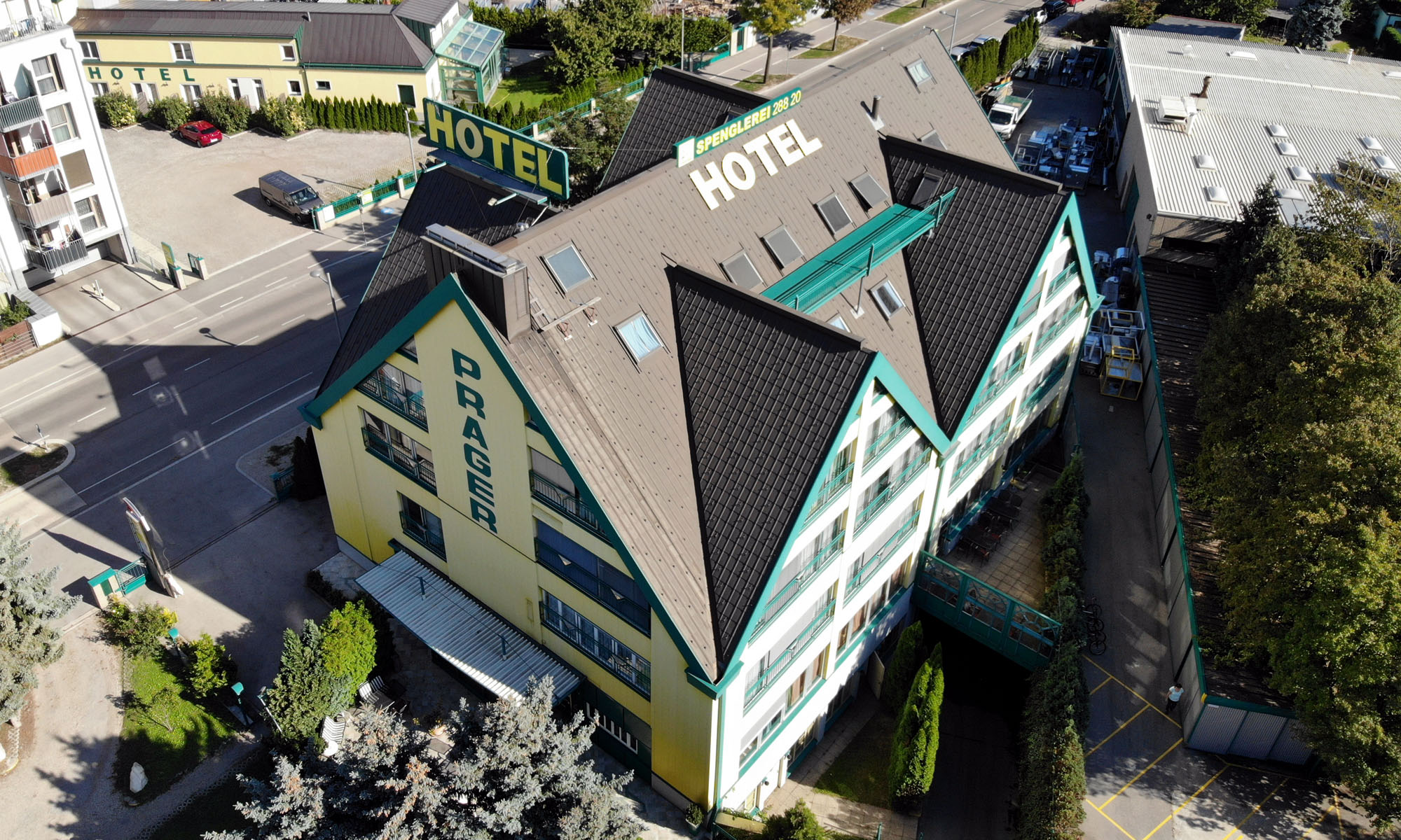 Hotel Prager